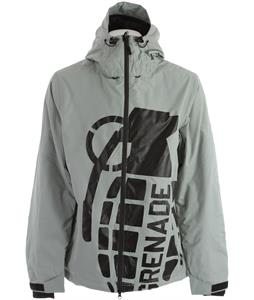Grenade Exploiter Snowboard Jacket Gray