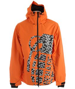 Grenade Exploiter Snowboard Jacket Orange