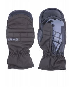 Grenade Exploiter Mittens Black