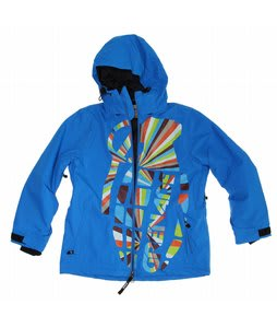 Grenade Exploiter Snowboard Jacket Blue