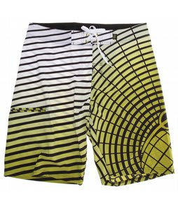Grenade Explosive Boardshorts Lime