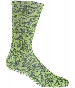 Grenade Eyeball Socks