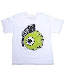 Grenade Eye Grenade T-Shirt White