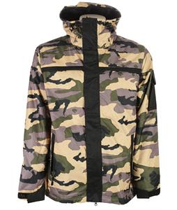 Grenade Fatigue Snowboard Jacket Army