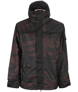 Grenade Fatigue Snowboard Jacket Black