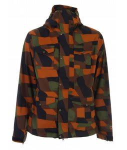 Grenade Field Snowboard Jacket Brown