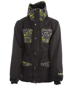 Grenade Field Snowboard Jacket Black