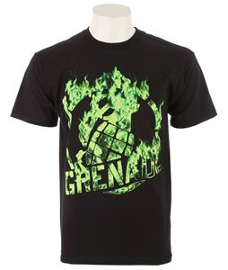 Grenade Flamer Thrower T-Shirt
