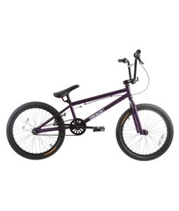 Grenade Flare BMX Bike Purple 20in