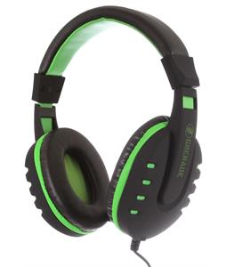 Grenade Flare Headphones Black/Green