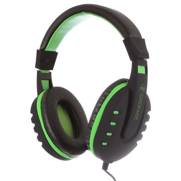 Grenade Flare Headphones