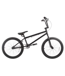 Grenade Flare X BMX Bike Black Coal 20in/20.4in Top Tube
