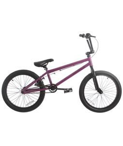 Grenade Flare X BMX Bike Vivid Purple 20in/20.5in Top Tube