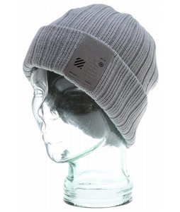 Grenade Flip Up Beanie Gray