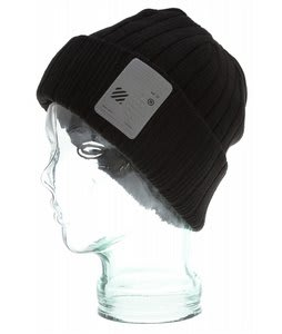 Grenade Flip Up Beanie Black