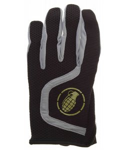 Grenade Flyer Bike Gloves Black/Lime