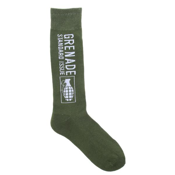 Grenade Foot Soldier Socks
