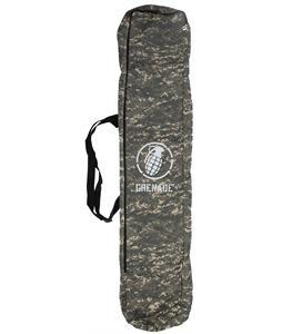 Grenade Fragment Snowboard Bag Camo 170cm
