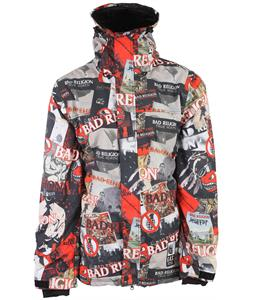 Grenade G.A.S. Bad Religion Snowboard Jacket