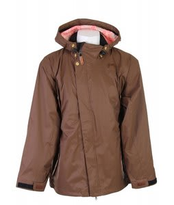 Grenade G.A.S. Snowboard Jacket Brown
