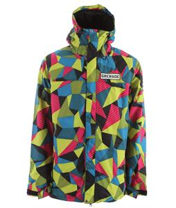 Grenade G.A.S. Matt Moore Snowboard Jacket Slime/Blue