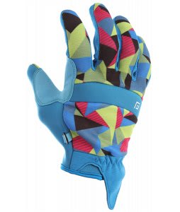 Grenade G.A.S. Matt Moore Gloves Blue