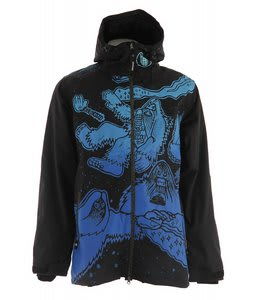 Grenade G.A.S. Snowboard Jacket Bigfoot
