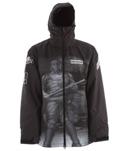 Grenade G.A.S. Sullen Enforcer Snowboard Jacket Black