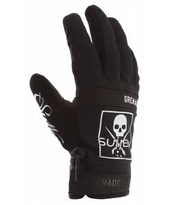 Grenade G.A.S. Sullen Gloves Black