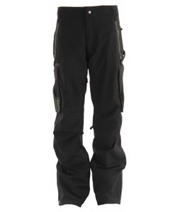Grenade General Snowboard Pants Black