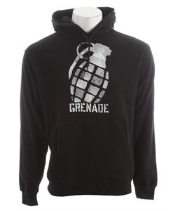 Grenade Geo Tilt Hoodie Black