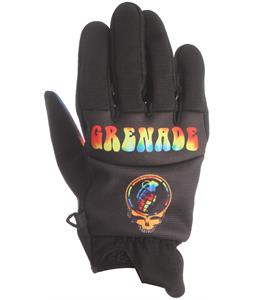 Grenade Grateful Shred CC935 Gloves Black