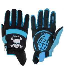 Grenade Grenerds Gloves Aqua