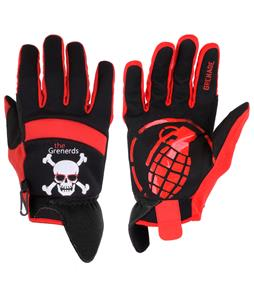 Grenade Grenerds Gloves Red