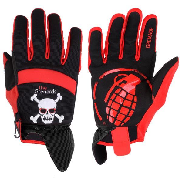 Grenade Grenerds Gloves
