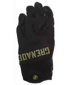 Grenade G-Ride Bike Gloves Lime