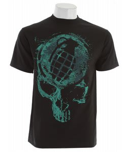Grenade Headache T-Shirt Black