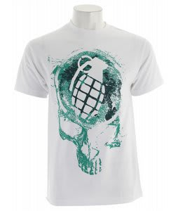 Grenade Headache T-Shirt White