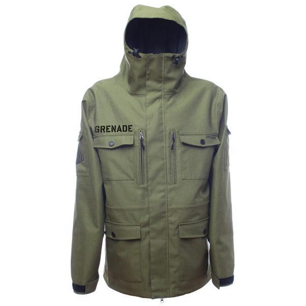 Grenade Infantry Snowboard Jacket