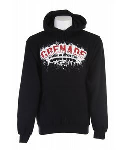 Grenade Knuckles Hoodie Black