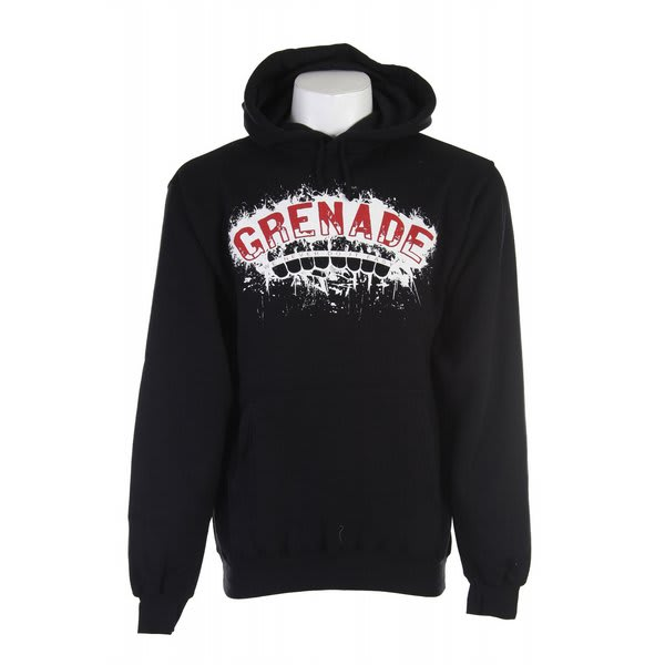 Grenade Knuckles Hoodie