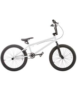 Grenade Launch X BMX Bike White Smoke 20in/20.4in Top Tube