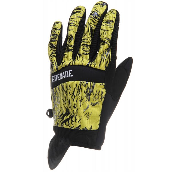 Grenade Lizard CC935 Gloves