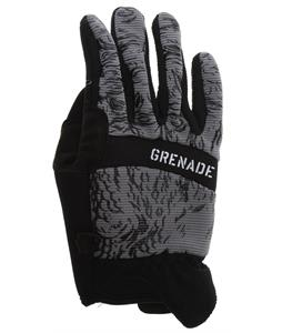 Grenade Lizard Gloves Gray