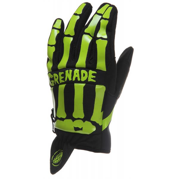 Grenade M Out Gloves
