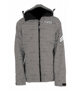 Grenade Matrix Snowboard Jacket Gray