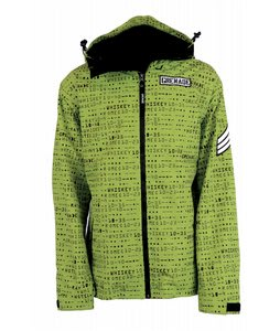 Grenade Matrix Snowboard Jacket Slime