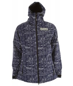 Grenade Matrix Snowboard Jacket Blue