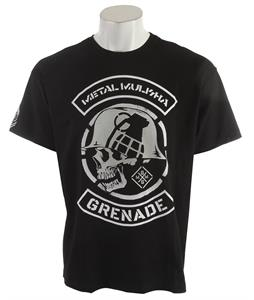 Grenade Metal Mulisha T-Shirt