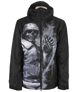 Grenade M.M. Sullen Snowboard Jacket Black